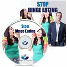 Stop Binge Eating Self Hypnosis CD - Hypnotherapy for Weight Loss Can be an Tool