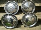 1962  62 Ford Galaxie  Hubcaps set of 4
