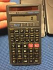 (5) Casio fx-260 Solar Fraction Calculators Classic Fully Functional With Cover