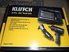 """3 Pc Kit -Klutch Heavy Duty 1/2"""" Air Impact, Air Hammer & Cut Off Tool"""