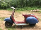 Vintage Vespa Scooter Fresh out of Long time Storage VNB4M Italy