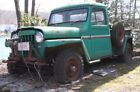 1964 Willys Pickup -- 1964 jeep willys Pickup Truck with 283 Chevy Engine