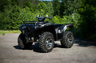 2016 Yamaha Grizzly EPS 700 EPS Special Edition Carbon Metallic