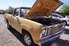 1977 Dodge Ram 1500  1977 dodge d100 base 3.7l