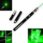 NEW Clearance Sale Powerful 5mW 532nm Green Beam Laser Pointer Pen Light