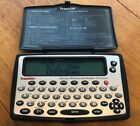 Franklin MWD-460A Merriam Webster Electronic Dictionary Thesaurus