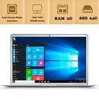 Ultra-thin Laptop 13.3'' Screen 1920*1080Display pixel 6G+64G 0.3MP Windows10