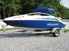 2005 Sea Doo Speedster 200 with trailer-370 hp-Very low hours and in great shape