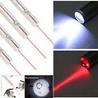 4PC Mini Flashlight Powerful 10Mile US Red Laser Pointer Light 4mW 650nm Cat Toy