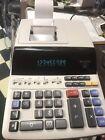 Sharp EL-1197PIII 12 Digit Adding Machine Multi-Function Printing Calculator