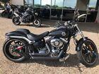Breakout -- 2015 Harley-Davidson Breakout  3483 Miles Black  2 Manual