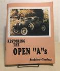 1928-1931,Ford,Model,A,Touring,Roadster,pick-up,speedster,manual,restoration,AA