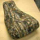 HONDA Rancher trx 420 camo seat cover fits up to 2014