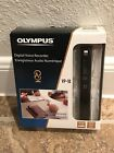 Olympus VP-10 Digital Voice Recorder with Built-in Speakers Black 4GB 1620 Hours