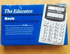 The Educator TI-108 Basic Overhead Calculator No. 203 by Texas Instruments GUC
