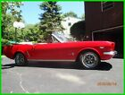 1964 Ford Mustang 1964 1/2 Mustang Convertible 1964.5 Ford Mustang Convertible 17,500 Original Miles, 289 Cid Engine 4 - Speed