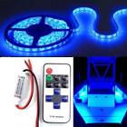 Wireless Waterproof LED Strip Light 16ft For Boat / Truck / Car/Suv/ Rv Blue US