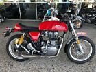 Royal Enfield Continental GT Cafe Racer 2016 Royal Enfield Continental GT Cafe Racer 156 Miles Red  0 Manual