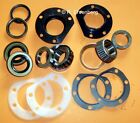 Mopar OEM REAR WHEEL BEARING Kit 8¾ W/ Adjuster/Retainers/Seals E-body Cuda Chal