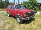 1985 Ford Bronco  85 1985 Ford Bronco