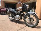 1966 BSA BSA  1966 BSA A65 Lightning A65L Motorcycle Triumph Harley Davidson Norton
