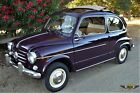 1959 Fiat 600 - CA. SUNROOF 600 - SUICIDE DOOR! 1959 FIAT 600 - PROFESSIONAL SHOW LEVEL RESTTORATION TO THE HIGHTEST STANDARDS