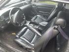1990 Ford Mustang  1990 Triple Black 5.0 GT Convertible Mustang 69K Miles 5 speed Manual