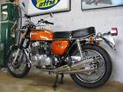 1972 Honda CB  1972 Honda CB750K