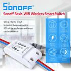 Sonoff Wifi Wireless Remote Timer Switch Module APP Controller For Smart Home