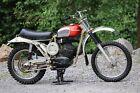 1967 Husqvarna HUSQVARNA 250 MX  1967 HUSQVARNA 250 MX MOTOCROSS MX MOTORCYCLE #94 LOW VIN ORIGINAL PAINT RARE