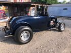 1932 Ford Roadster Leather 32 Ford Roadster ** ALL STEEL ** Dearborn Deuce