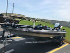 Ranger Comanche 373V Bass Classic Special Fishing Boat Evinrude XP150 MotorGuide
