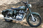 2016 Royal Enfield Classic Military  2016 Royal Enfield Classic Military Battle Green EFI - Low miles, great bike!