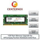 1GB RAM Memory for HPCompaq Pavilion Notebook dv6275us DDR25300 409060001,  by