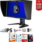 "BenQ 24"" IPS Hi-Def LED Monitor PG2401PT, Color Certified, WUXGA HD 1920x1200 +"