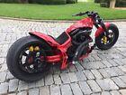 2017 Custom Built Motorcycles Pro Street  Walz hardcore custom motorcycle