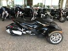 Can-Am Spyder RS-S -- 2013 Can-Am Spyder RS-S  3333 Miles Black  2 Automatic