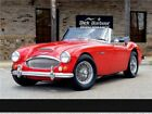 3000 Mark III Convertible 1967 Austin Healey 3000 Mark III Restored