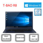 "T-BAO R8 Windows10 15.6"" 4GB 64GB WIFI HDMI BT 1920*1080 Game Notebook Laptop US"