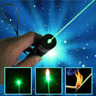 Green Laser Pointer Pen 10Miles 532nm Visible Bright Beam Lazer+Batt+Charger US