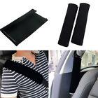 2pcs Car Seat Belt Shoulder Pads Harness Safety Strap Cushion Cover f/ Adult Kid
