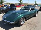1968 Chevrolet Corvette Stingray Coupe 427/390 hp all numbers matching engine/transmission/rear end, survivor 36K miles