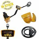 Gold Digger Metal Detector Deep Sensitive Light Hunter Shield Unwanted Metal