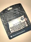 NEW IN PACKAGE COMPACT DATA BANK/SCHEDULER BY TEXAS INSTRUMENTS CLOCK CALCULATOR