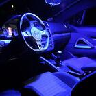 Chrysler 300 C complete Interior Lighting Set Package Kit 15 LED blue 157496B
