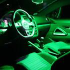 Chrysler 300C complete Interior Lighting Set Package Kit 15 LED green 157496G