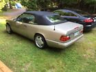 Mercedes-Benz: 300-Series Convertible 1993 Mercedes 300CE Convertible very nice excellent mechanical condition