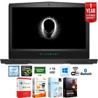 "Dell 17.3"" Alienware R5 i7-8750H 8GB/1TB Gaming Laptop + Extended Warranty Pack"