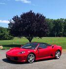 2006 Ferrari 430  2006 Ferrari F430 Spider F1 only 7,890 miles all service records new clutch