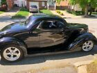 1937 Ford Other  Mint 1937 Ford Minotti Coupe Hot Rod